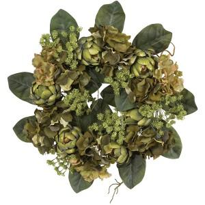 """18"""" Artichoke Wreath"""