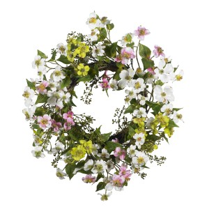 "20"" Dogwood Wreath"