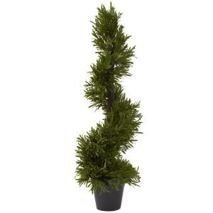 """30"""" Rosemary Spiral Tree (Indoor/Outdoor)"""