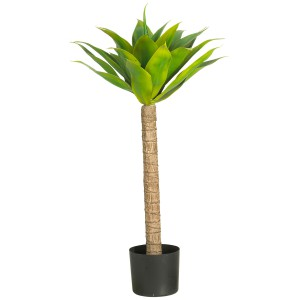 "38"" Agave Silk Plant"