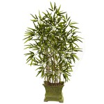 "45"" Bamboo Tree w/Decorative Planter"