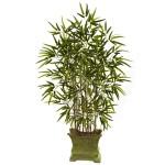 "45"" Bamboo Tree w/Decorative Planter"