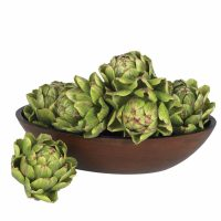 "5"" Artichokes (Set of 6)"