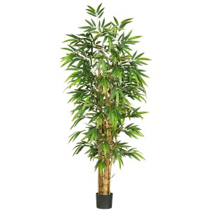 6' Bamboo Silk Tree