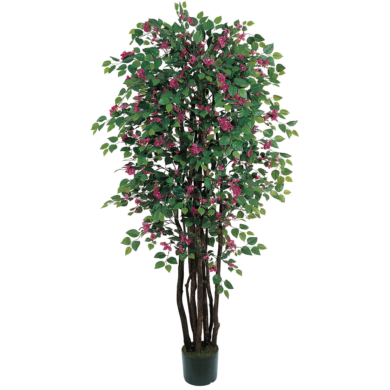 6' bougainvillea silk tree - silk specialties