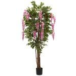 6' Wisteria Silk Tree