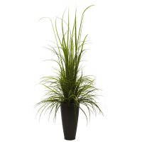 "64"" River Grass w/Planter (Indoor/Outdoor)"