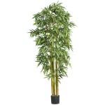 7' Biggy Style Bamboo Silk Tree