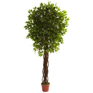 7.5' Ficus Tree UV Resistant (Indoor/Outdoor)