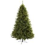 7.5' Majestic Multi-Pine Christmas Tree w/Clear Lights
