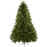 7.5' Royal Grand Christmas Tree w/Clear Lights