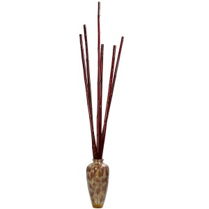 79 in Bamboo Poles (Set of 12)
