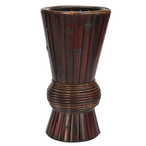 Bamboo Decorative Planter
