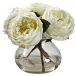 Fancy Rose w/Vase