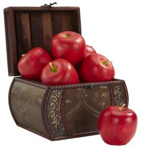 Faux Apple (Set of 6)