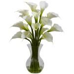 Galla Calla Lily w/Vase