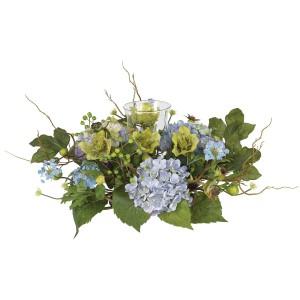 Hydrangea Candelabrum Centerpiece