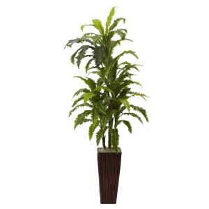 Margarintum w/Bamboo Planter